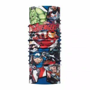Buff Tubular Kids Avengers Time