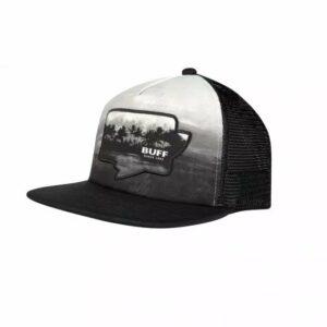 Buff Trucker Cap Sendel Black