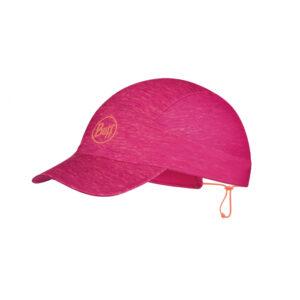Buff Run Cap R-Pink HTR